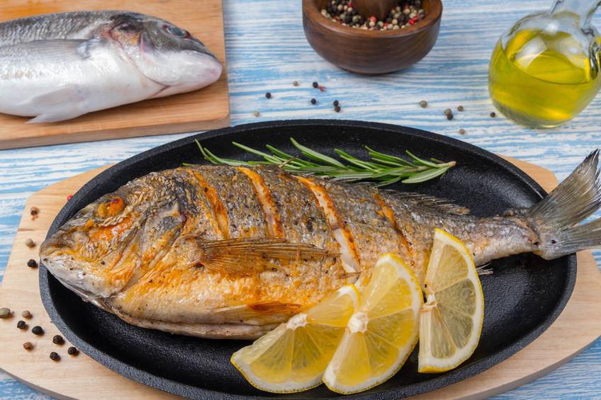 דגים בתנור - מתכון כללי